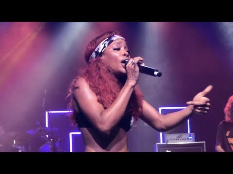 SZA - CTRL THE TOUR LIVE | CHARLOTTE, NC (2017)