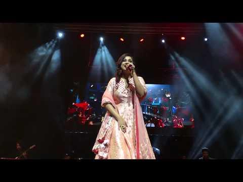 Shreya Ghoshal - Bahara - Live In Birmingham UK