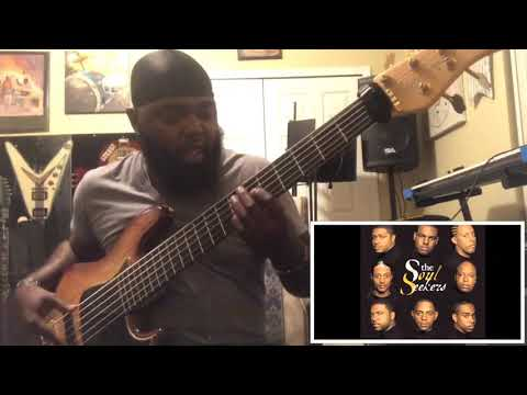 "The Soul Seekers ""I'll Take Jesus"" (Studio Version) 6 Strangs Bass Cover"