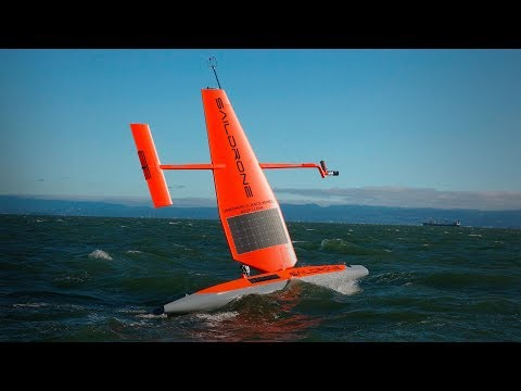 How a fleet of wind-powered drones is changing our understanding of the ocean | Sebastien de Halleux