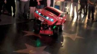 "Real life ""Transformer Optimus Prime"" Best costume in Hollywood"