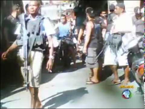 Download Nem era chamado de 'O Mestre' na Rocinha; veja imagens do traficante em ação   Rio de Janeiro   R7