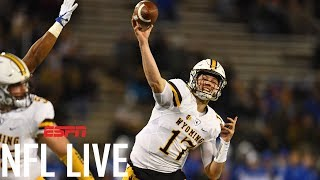Is Josh Allen the next Dan Marino? | NFL Live | ESPN