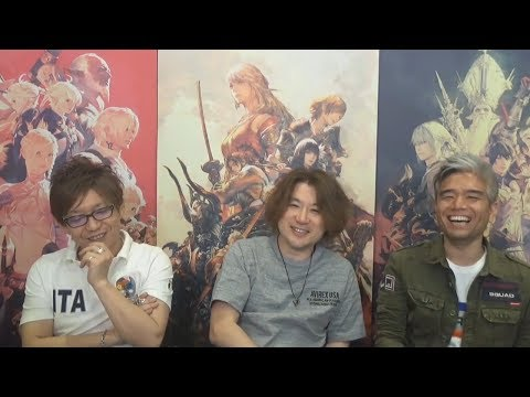 FINAL FANTASY XIV Letter from the Producer LIVE Part XLIV