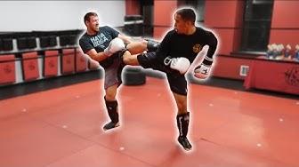 YouTuber Karate Black Belt CHALLENGED Me. (Sparring vs Sensei Seth)