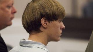 Dylann Roof tells jury