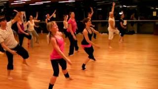 Port De Bras double - Iva Mojžíšková, Helena Ballová - River Park Danceschool