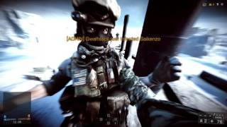 Battlefield 4 Zombieland Community Event Zombie Mode by Gwaltsack / Music by Megaherz