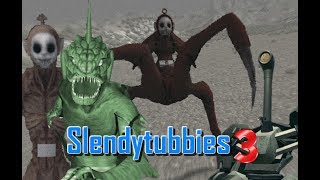 Slendytubbies 3 | ALL NEW MAPS AND MONSTERS!