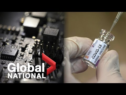 Global National: July 16, 2020 | Russian hackers target COVID-19 vaccine research in cyber attack