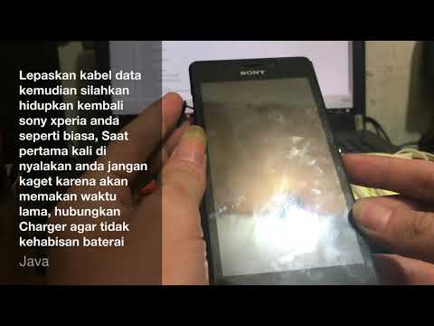 How To Flash,Repair,Reset For All Sony Xperia By Xperia Companion.
