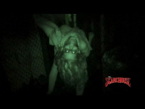The ScareHouse Turns Out The Lights - Blackout Haunted House