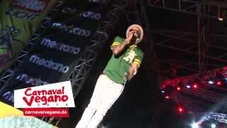 "Sensato interpretando ""Bello"" en el Carnaval Vegano!!!"