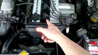 Toyota 4AGE Engine: How to set Ignition Timing (AE86)