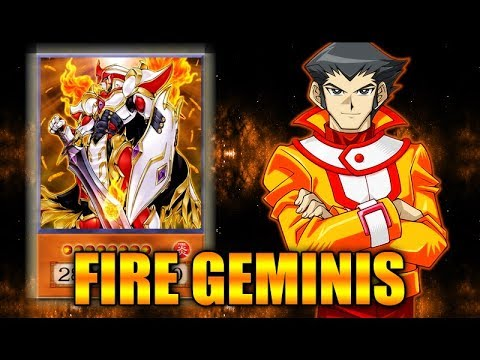 Duel Links - Fire Geminis!