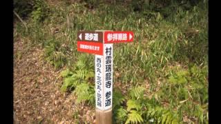 八幡山(鶴翼山)滋賀県