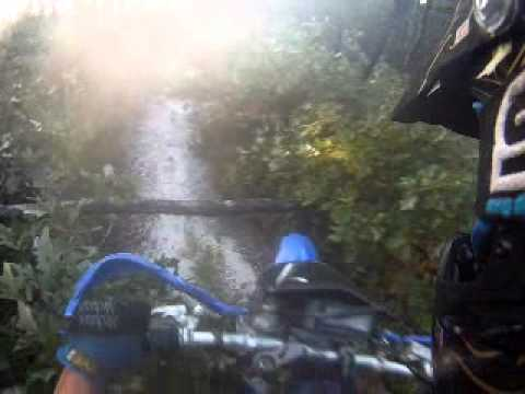 enduro single track practice south jersey