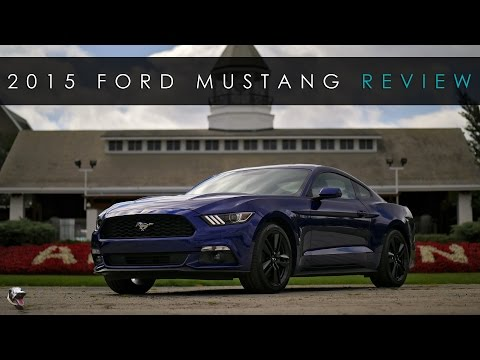 Review 2015 Ford Mustang GT and EcoBoost Saddles Optional