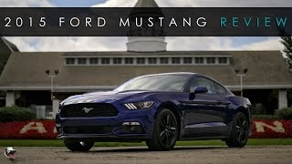 Review | 2015 Ford Mustang GT and EcoBoost | Saddles Optional