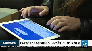 Download Video Business report: Facebook stock plummets MP3 3GP MP4