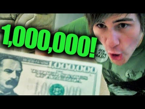 $1,000,000 IN OUR MAIL!