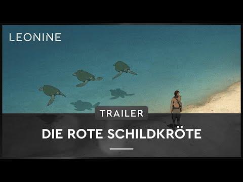 Die rote Schildkröte - Trailer (deutsch/german; FSK 0)