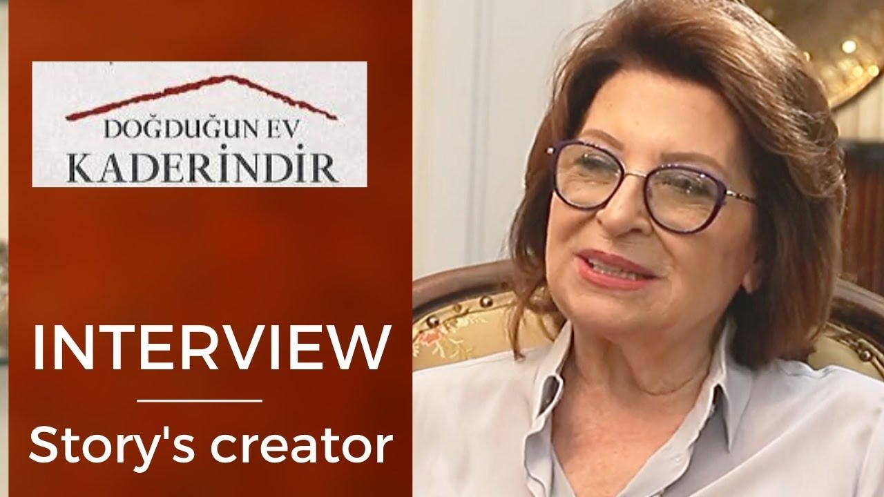 Dogdugun ev Kaderindir (DEK) ❖ Interview ❖ with Story's Author           ❖ Dec 12, 2019