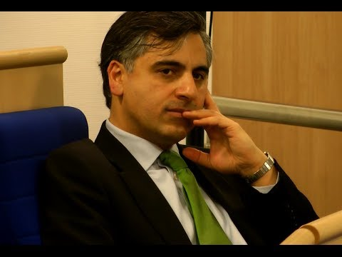 Iranian Civil Society: A discussion by Payam Akhavan, Human Rights Day Seminar, 2013