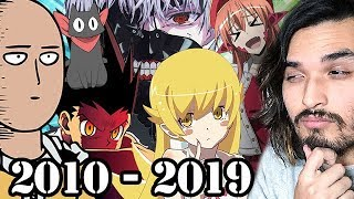 Making The ULTIMATE Top 10 Anime of the Decade List