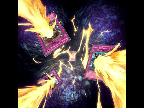 Yugioh discussion: Is Trap Stun better then Royal Decree?