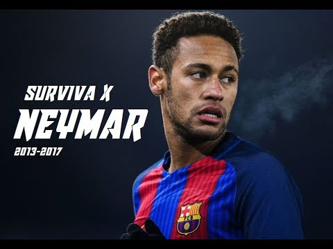 Surviva ft. Neymar | Skills & Goals |