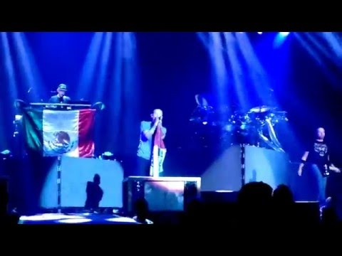 Burn It Down & Final Masquerade - Linkin Park. The Hunting Party Tour Mexico 2015