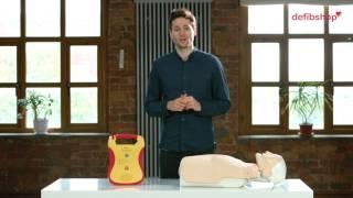 Defibtech Lifeline Fully Automatic AED | defibshop