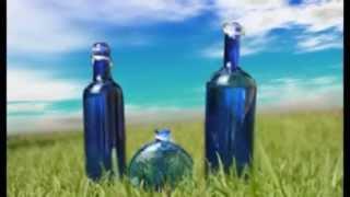 Agua solarizada según el método ho