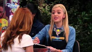 Jessie - Emma's Funny Interview With Jessie! - Disney Channel UK HD