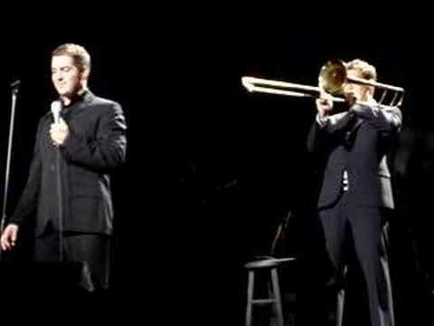 Nick Vayenas Singing Michael Buble