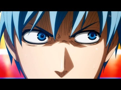 [AMV] Kuroko's Basketball - The Spectre