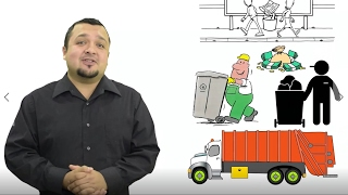 EZwheelsdriving.com | 844 467 1222 | Sanitation Worker NJ Video