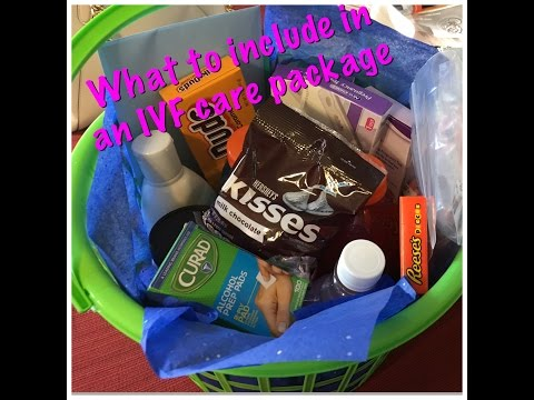 What to Include in an IVF Survival Kit or Care Package
