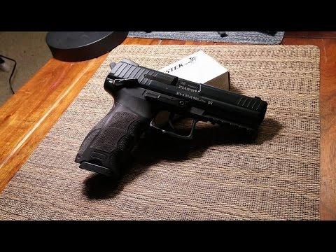 HK P30LS V3 9mm
