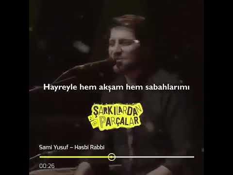Muthis Ilahi Sami Yusuf Hasbi Rabbi Turkce Youtube