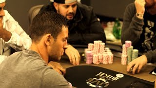 $123,000 On The Line, Ryan Fee vs. Garrett Adelstein ♠ Live at the Bike!
