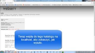 Kurs PHP #2 PHP w HTML, komenda echo