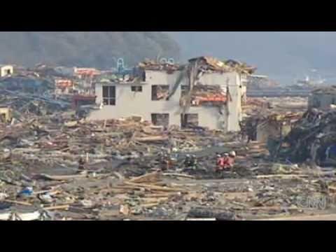 Japan Tsunami Survivor: