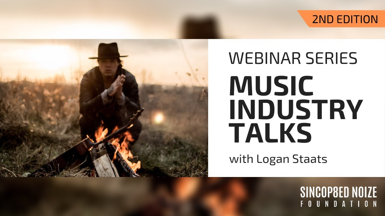 Music Industry Talks Second Edition with Logan Staats