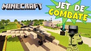 Minecraft: Avion Caza de Combate, Super Tutorial