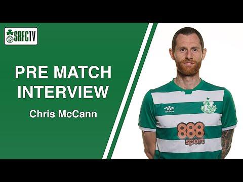Chris McCann | Pre Match Interview v Dundalk | 1 April 2021