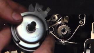 видео K-POWER | Chery Kimo 1.3 - замена ГРМ, ремонт ходовой