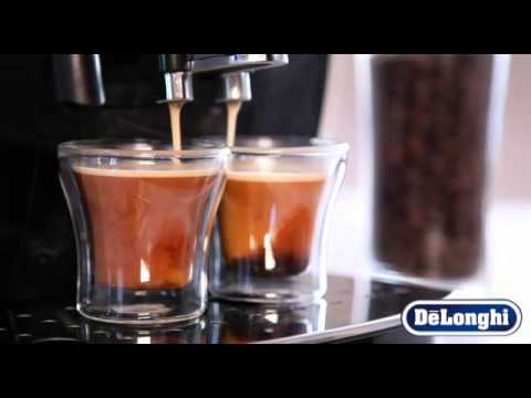 Delonghi Magnifica Coffee Maker Leaking Water : DeLonghi Magnifica S ECAM 22.110 coffee maker unboxing and initial setup FunnyDog.TV