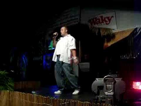Like a Rock - Mike Linnig's Karaoke Contest